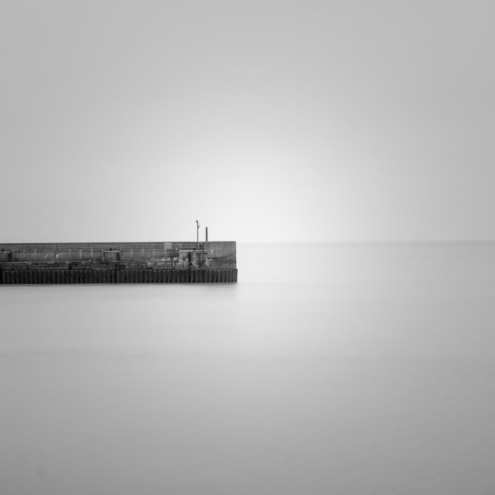 Brighton Landscape Photography Workshop Tuition By Doug Chinnery - Fruit provides light for long exposure photographs